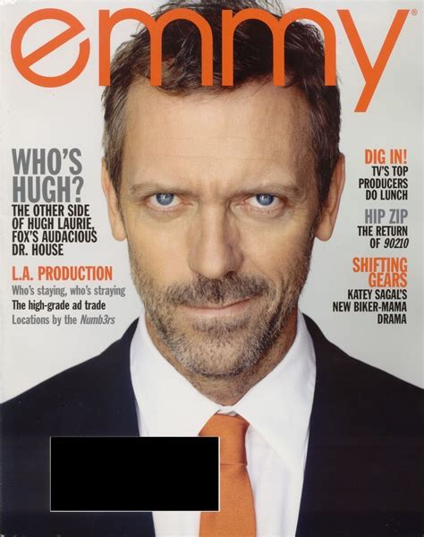 house magazine hugh laurie in emmy magazine house m d photo 2088942 fanpop