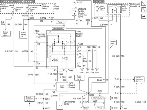 2001 tahoe stereo wiring diagram wiring diagram with