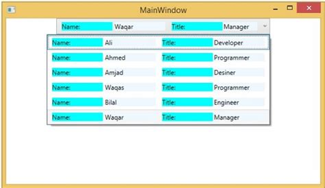 xaml template xaml templates