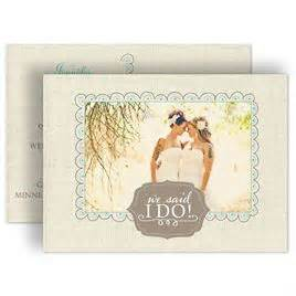 Wedding Announcement Postcards by Elopement Announcements Invitations By