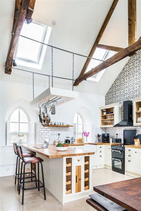 loft kitchen design 20 dream loft kitchen design ideas decoholic