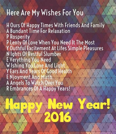 new year 2016 wishes quotes best quotes pinterest