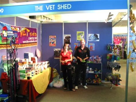 The Vet Shed Australia by The Vet Shed Sydney Pet Expo Nov 6 04 Pictures
