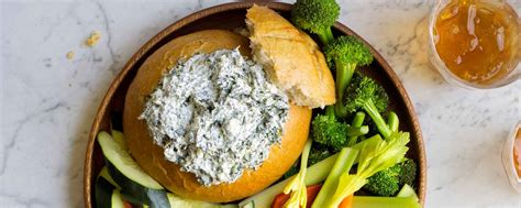 Original Ranch Spinach Dip Recipe Video Hidden Valley | original ranch 174 spinach dip recipe video hidden valley 174
