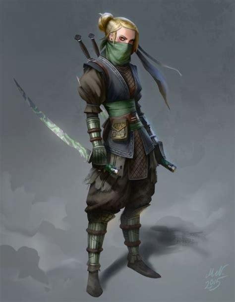 fuck yeah warrior women dd  npc natalia reed human assassin