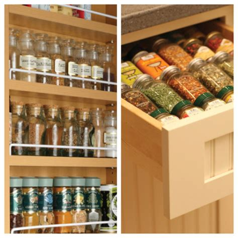 poll spice rack vs spice drawer