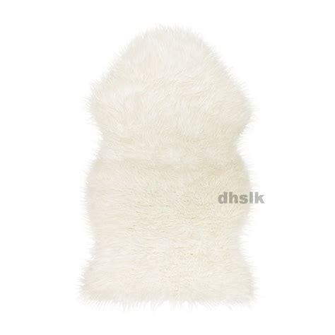 ikea throw rug ikea faux sheepskin throw rug accent white soft tejn