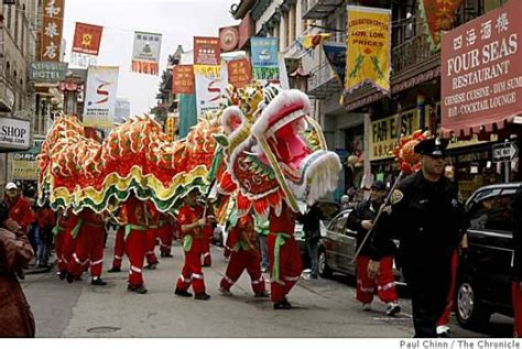 new year chinatown sf celebrations will welcome year of the ox sfgate