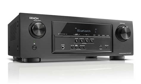 Denon Smart Series S 81dab Stereo System by Denon Avr S510bt A V Receiver With Bluetooth Ecoustics