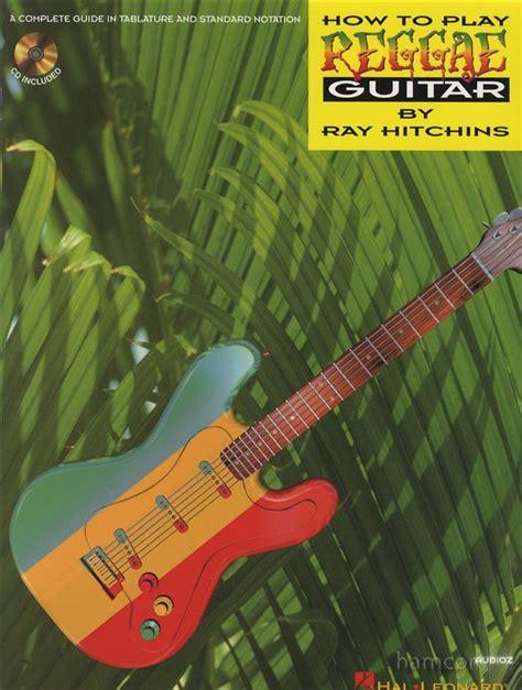 tutorial guitar reggae songbooks sheets 187 audio warez professional audio