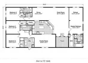 Liberty Mobile Homes Floor Plans 10 great manufactured home floor plans