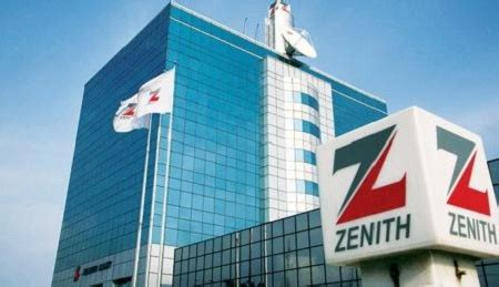 zenith bank nigeria wow see successful 10 banks in the top 1000
