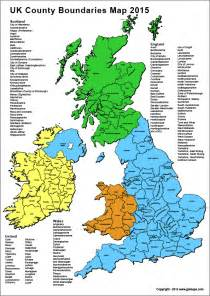 free editable uk county map