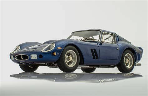 model cars 250 gto blue 1962 by cmc model cars racing heroes