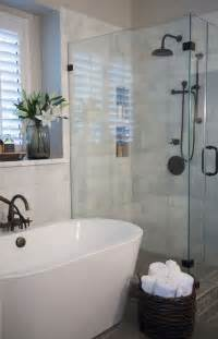 Shower In Bath Freestanding Or Built In Tub Which Is Right For You