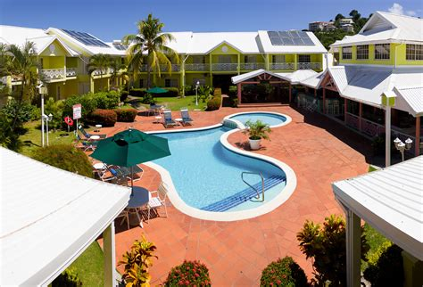 bay gardens hotel all inclusive resorts in st lucia