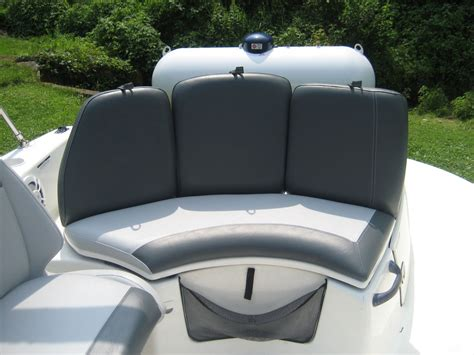 boat furniture upholstery total makeover of islandia boat with new upholstery
