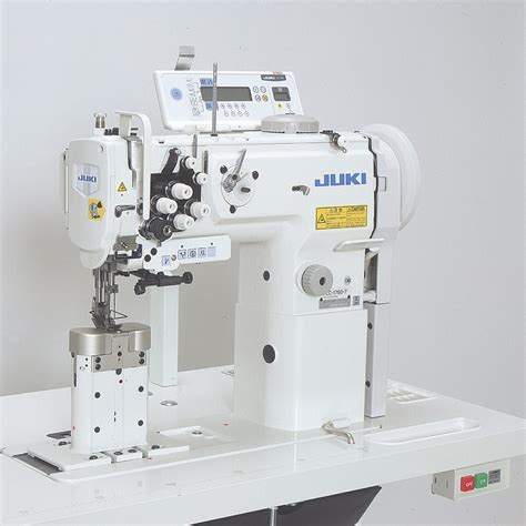 Lu Plc the new juki plc post bed machines