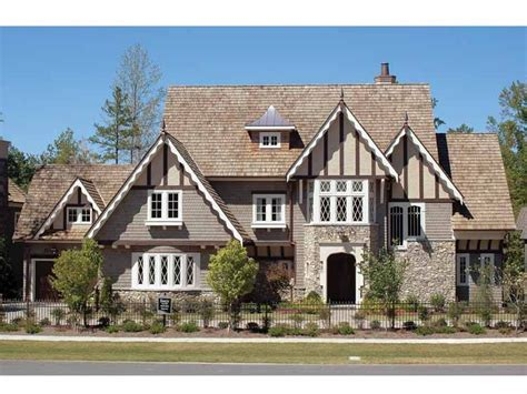 Tudor Style House Plans by Tudor House Plans At Eplans European Style Floor Plans