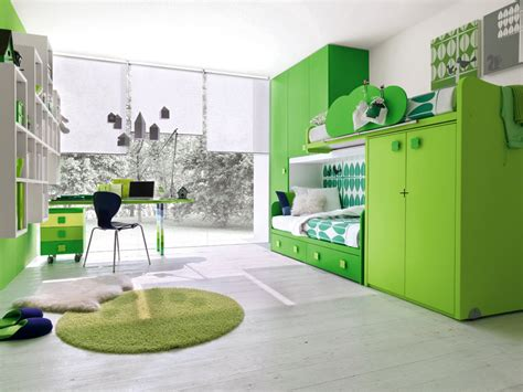 kids bedroom green green kids bedroom ideas to provide a fresh atmosphere