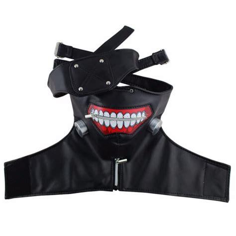 Jual The Shop Mask jual masker topeng mask mulut kulit kaneki ken tokyo ghoul