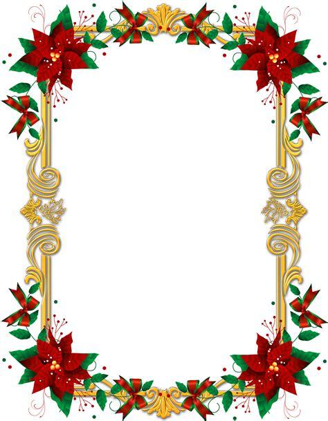 printable christmas ornament picture frames christmas poinsettia frame h 228 lsningsbild jul pinterest