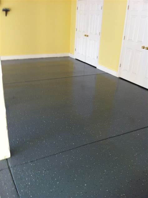 Shed Floor Paint by Garage Floor Epoxy Coating Garage And Shed Charleston