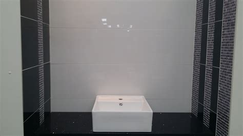 white gloss rectified  ceramic tile budget tiles