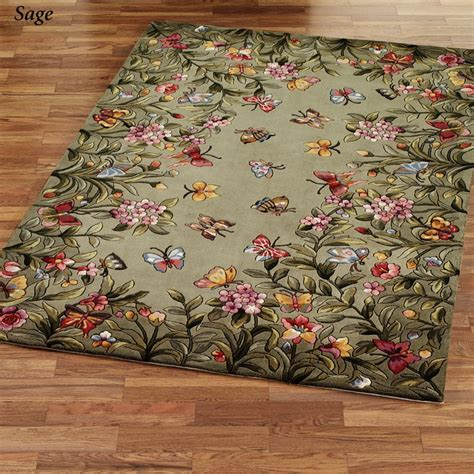 garden rug athena garden floral area rugs log home interior decorating pinte