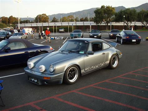 lowered porsche 911 911 sc lowered ride height pics measurements