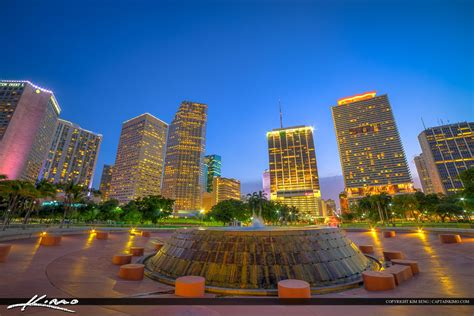 mamai pic download miami city downtown skyline from bayshore park