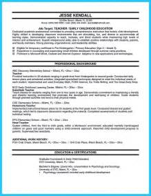 how to write an impressive resume sles of resumes