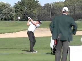 Chris Golf by Chris Kirk Golf Swing