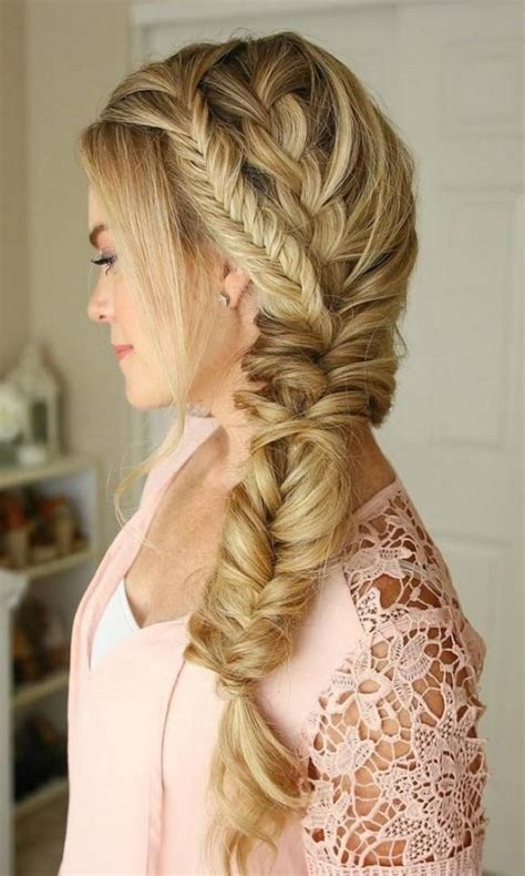 Braided Hairstyles For Prom by Wedding Prom Hairstyle For Hair Braided Hairstyles