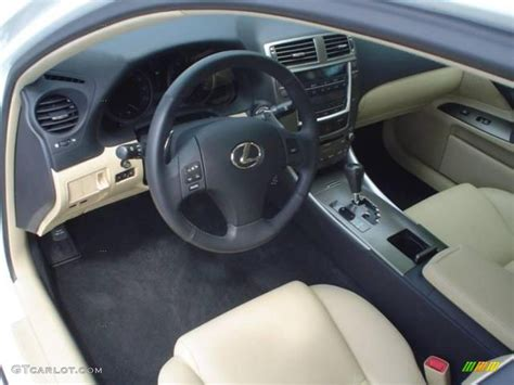 white lexus is 250 interior image gallery 2008 is250 interior