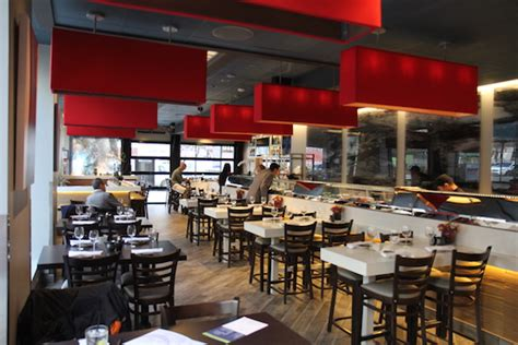 Hell S Kitchen Restaurant by Haru Sushi Brings A Sea Change To Hell S Kitchen Cuisine