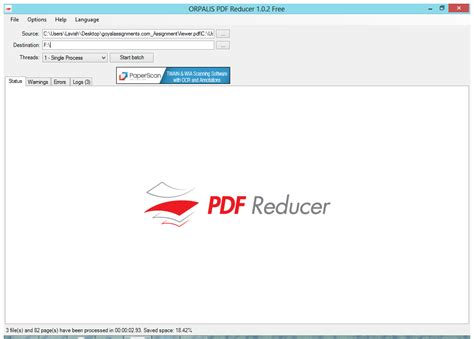 compress pdf according to size optimize compress reduce pdf file size in windows