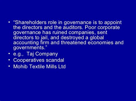 corporate governance challenges challenges and issues in corporate governance