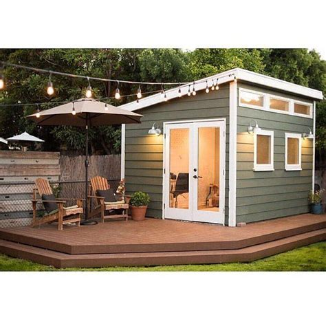 backyard garages 25 best ideas about shed office on pinterest backyard