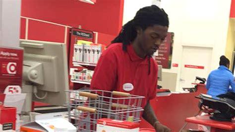 target cashier s patience with elderly customer inspires