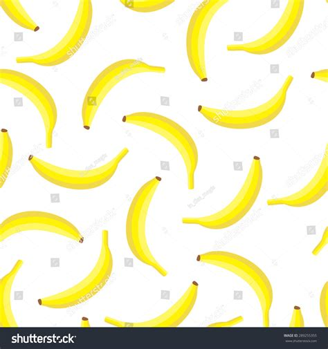 Primitive Kitchen Canisters Seamless Pattern With Bananas Set Of Seamless Vector 28