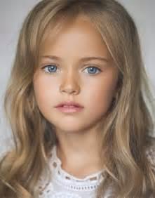 Beautiful Ls Russian Child Model Pimenova