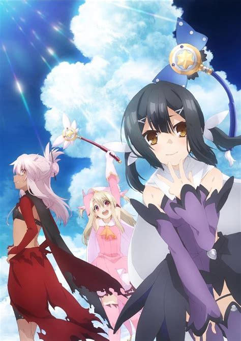 X Anime News Network by Fate Kaleid Liner Prisma Illya 2wei Herz Ad Shows