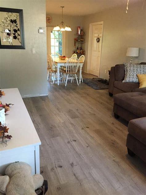 Featured Floor: Driftwood Hickory EVP
