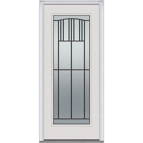 32 X 72 Exterior Door Mmi Door 32 In X 80 In Left Lite