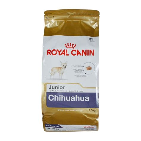 royal canin chihuahua puppy royal canin chihuahua junior puppy food 1 5kg