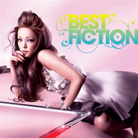 best new fiction best fiction cd dvd cover namie amuro 安室奈美恵 best