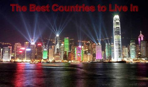 best countries to live top 5 best countries to live in the world countries of