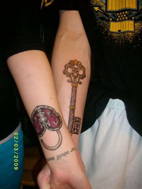 lock n key tattoo designs tattoos come in all shapes and sizes