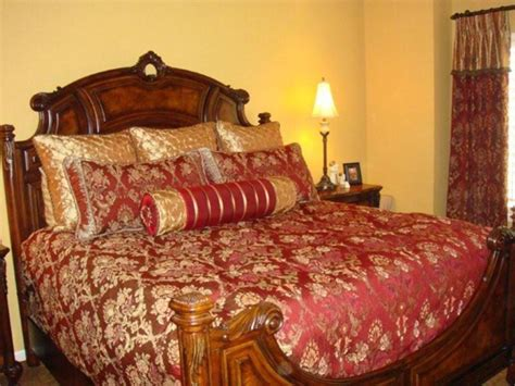 red and gold bedroom red and gold master bedroom exciting colors